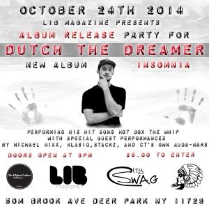Album Release show!
